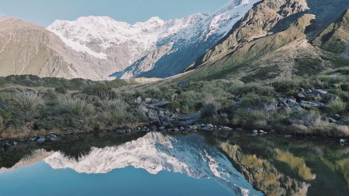 Randonner dans  les Alpes duSud