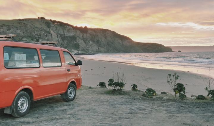 ROAD TRIP : 3 mois en van sur les routes de Nouvelle-Zélande