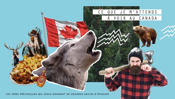 « Ce que je m'attends à voir au Canada»