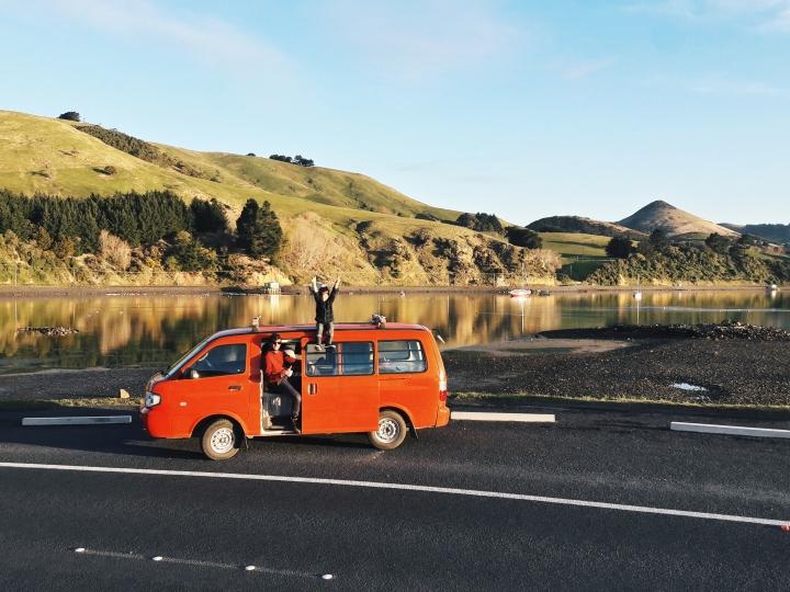 3 mois sur les routes de Nouvelle-Zélande