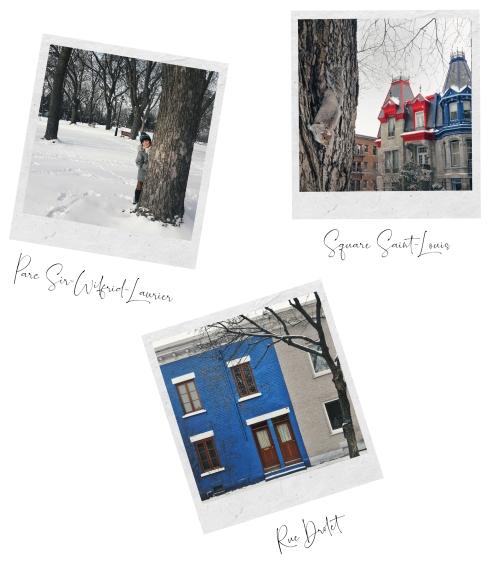Montréal - Janvier